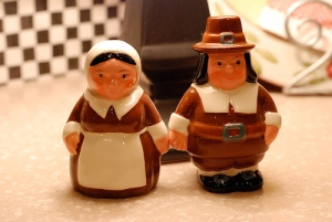 Publix Pilgrim Salt N Pepper Shakers, by Josh Hallett, used under cc license